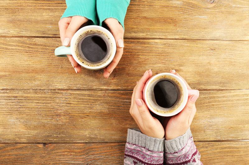 75 mg di caffeina aumentano la produttività.